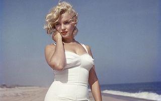 Marilyn Monroe, splendoare pe plajă: 17 imagini rare cu cea mai frumoasă femeie a anilor '50