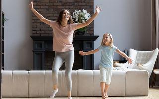 Cele mai bune antrenamente de dans pe care să le încerci acasă