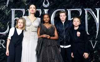 Lecția pe care Angelina Jolie a învățat-o în pandemie: E imposibil să fii un părinte perfect