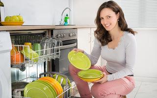 Mașina de spălat vase: Avantaje și dezavantaje