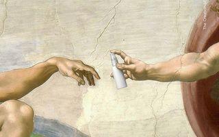 Artă în carantină: 9 picturi celebre adaptate zilelor noastre