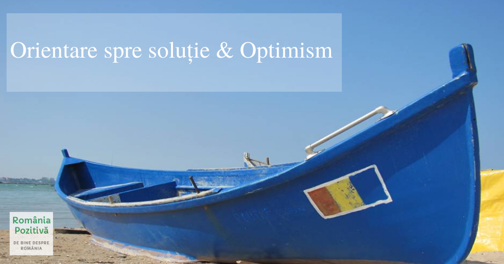 Orientare spre Soluție & Optimism