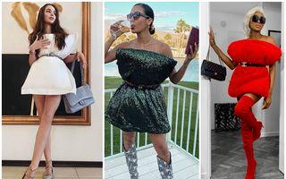 Poartă perna! Provocarea de pe Instagram continuă, iar fashionistele o iau în serios