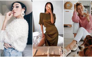 Ce ținute poartă fashionistele acasă. 20 de idei care te scot din rutină