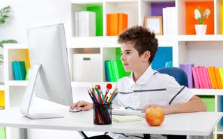 Platforme educaționale online pentru elevi. Ce recomandă Ministerul Educației și Cercetării