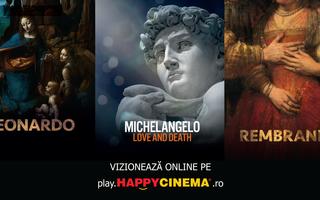 #VeștiBune: HAPPYCINEMA își mută premierele anulate de COVID-19 în online