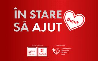 #VeștiBune: Kaufland România anunță primele 14 proiecte ce primesc finanțare pentru a sprijini cadrele medicale și grupurile vulnerabile afectate de pandemie
