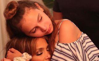 """Jennifer Lopez, despre cum e să fii mamă: """"Cea mai mare provocare și cel mai mare triumf"""""""