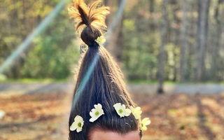 Ce se întâmplă în carantină dacă ai părul lung și o iubită hairstilist. 20 de imagini