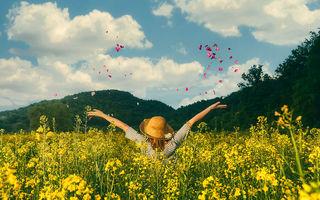 Cum arată primăvara în jurul lumii: Spectacolul naturii în 30 de imagini