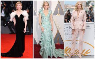 Cele mai frumoase 30 de ținute purtate de Cate Blanchett