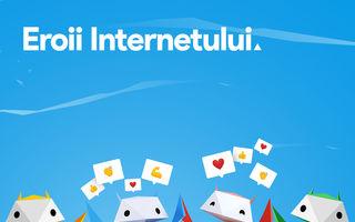 #VeștiBune. Eroii Internetului: Programul Google prin care copiii învață să folosească Internetul în siguranță
