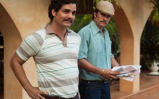 Recomandarea Cinemagia. Narcos: tu ce-ai alege, plumbul sau argintul lui Pablo Escobar?