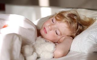 Câte ore ar trebui să doarmă copiii, în funcție de vârstă