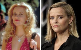 """Cum arată acum actorii din """"Blonda de la Drept"""""""