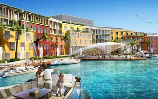 """""""The Heart of Europe"""", locul din Dubai în care să mergi în vacanță după pandemie"""