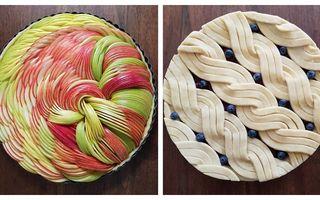 Patiserie la rang de artă: Cele mai frumoase prăjituri care îți lasă gura apă