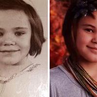 24 de imagini care arata legatura genetica dintre bunici si nepoți