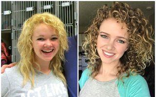 Frumusețea părului bine îngrijit: 20 de femei care și-au transformat radical părul