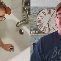 Povestea barbatului care le da sfaturi pe YouTube copiilor fara tata