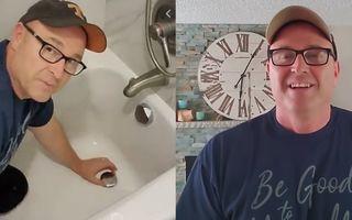 Povestea bărbatului care le dă sfaturi pe YouTube copiilor fără tată