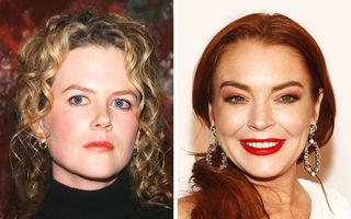 Vedetele de altădată și starurile de azi la aceeași vârstă: Cine arată mai bine?