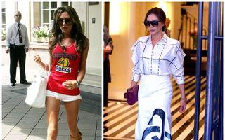 Motivul pentru care Victoria Beckham și-a schimbat radical stilul vestimentar de-a lungul anilor
