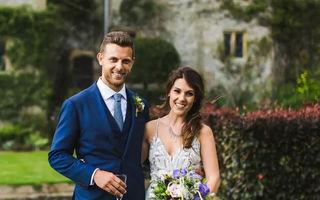 Povestea incredibilă a unui cuplu: Credeau că s-au cunoscut la facultate, dar se știau de la 6 ani
