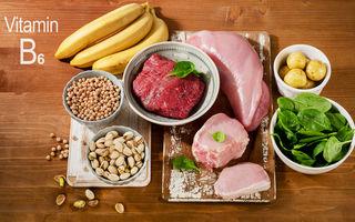 Cele mai bune alimente bogate în vitamina B6. Bananele și năutul sunt doar câteva dintre ele