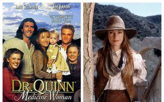 """Actorii din """"Dr. Quinn"""", reuniune după 22 de ani de la sfârșitul serialului: Cum arată acum Jane Seymour și colegii ei"""