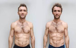 Doi gemeni identici, două diete: Unul vegan, celălalt omnivor. Cine a slăbit mai mult?