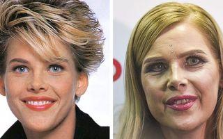 Cum arată acum vedetele din anii '80 și '90: C. C. Catch e total schimbată
