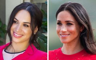 15 oameni care seamănă perfect cu niște vedete: Meghan Markle are o dublură
