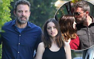Teoria conspirației: Ben Aflleck și-a vopsit părul mai închis ca să țină pasul cu iubita sa