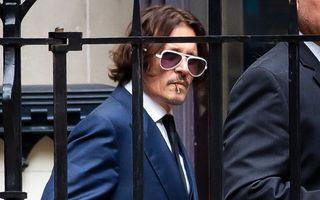 Cum s-a prezentat Johnny Depp la proces. Gafa vestimentară care nu a trecut neobservată
