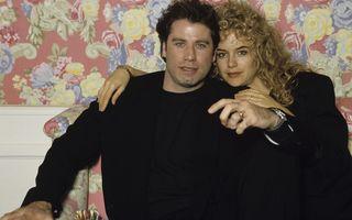 John Travolta și Kelly Preston: Povestea unei iubiri fără sfârșit în 25 de imagini