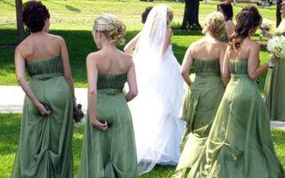 Cele mai amuzante fotografii de nuntă. 50 de imagini pe care mirii ar vrea să le uite
