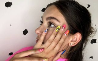 Manichiuri nail art pentru vară pe care ți le poți face singură. 40 de modele