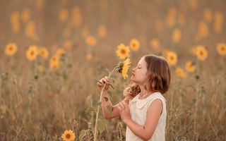 Secvențe dintr-o lume pură: Cele mai frumoase imagini cu copii