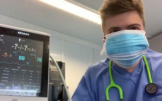 Un medic și-a pus 6 măști și și-a măsurat nivelul de oxigen ca să demonteze un mit