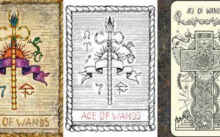 Tarot. Cartea Zilei: Asul de Bâte anunță un nou capitol în relația ta