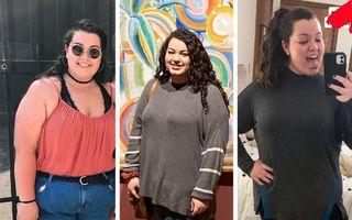 15 oameni care au slăbit enorm: Transformarea lor e impresionantă