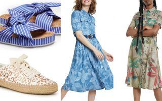Moda de vară: 5 idei de ținute perfecte pentru zilele călduroase