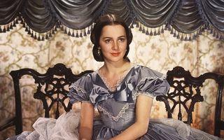 """Olivia de Havilland, legenda de la Hollywood: 25 de imagini cu actrița din """"Pe aripile vântului"""""""