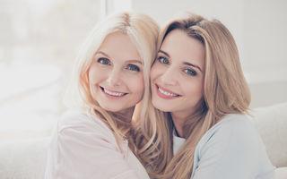 Motivele pentru care unele femei par adolescente, iar altele de aceeași vârstă au un aspect matur