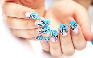 Încearcă manichiura nail art a verii: model diferit pe fiecare unghie