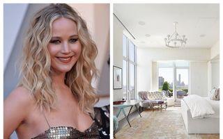 Casă de vedetă la superofertă: Jennifer Lawrence și-a vândut apartamentul din New York cu o pierdere colosală