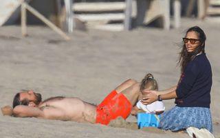 Bradley Cooper și Jennifer Garner, idilă pe o plajă în Malibu: Un nou început pentru amândoi?