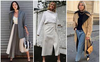 9 piese vestimentare în tendințe pentru toamna 2020