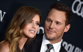 Katherine Schwarzenegger și Chris Pratt au devenit părinți: Au ținut secretă nașterea, dar fratele ei i-a dat de gol